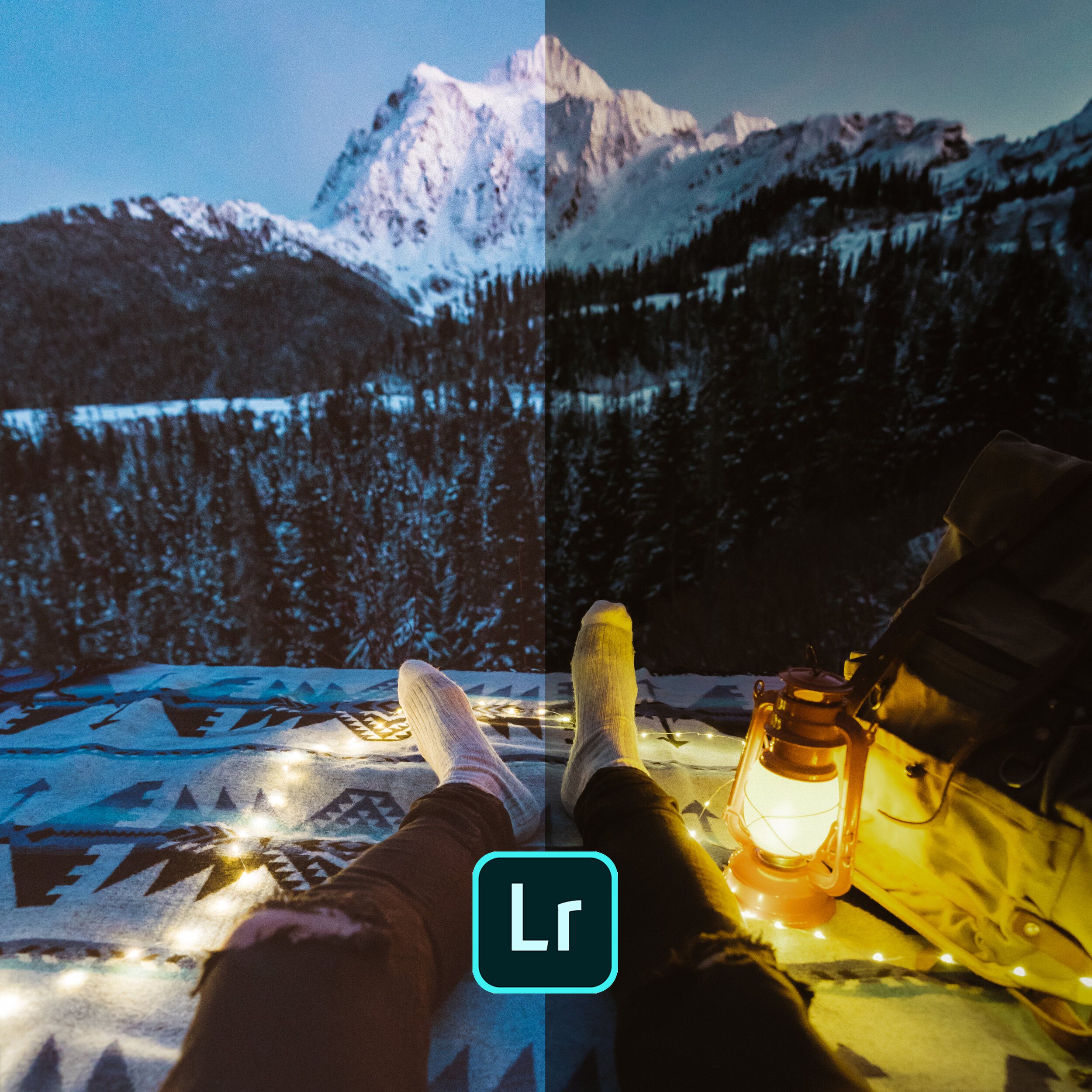 Presets. - Includes install guide and walkthrough of my editing process.