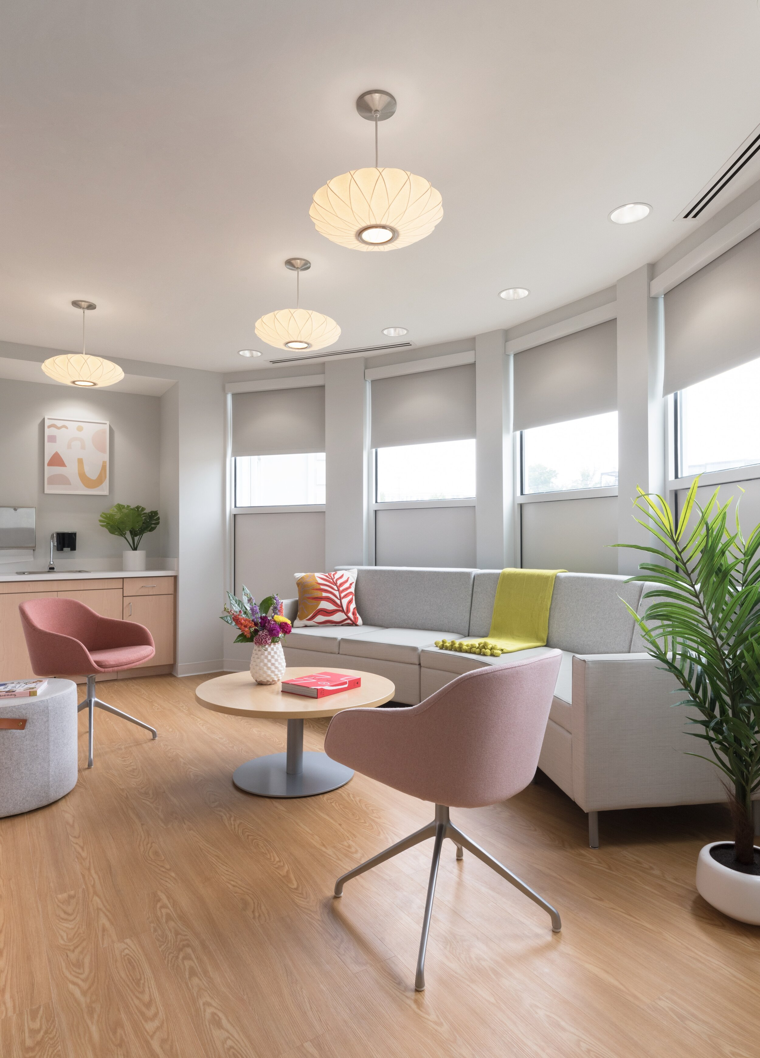 Blackwell Jennings Health And Wellness Commercial Interior Design Raleigh Nc