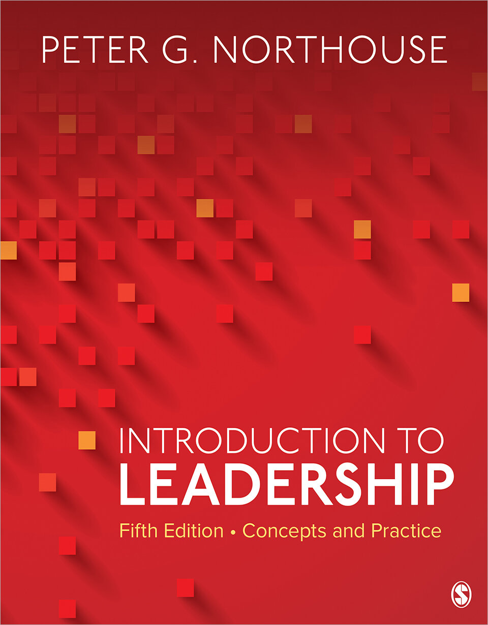 Introduction To Leadership Sage Publications Inc