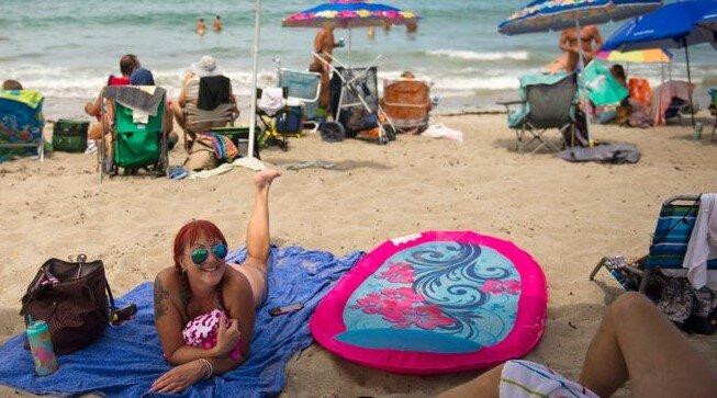 Vimeo nude beach Category:Nude women