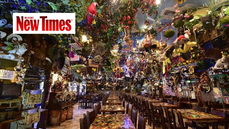 Pueblito Viejo Colombian Restaurant