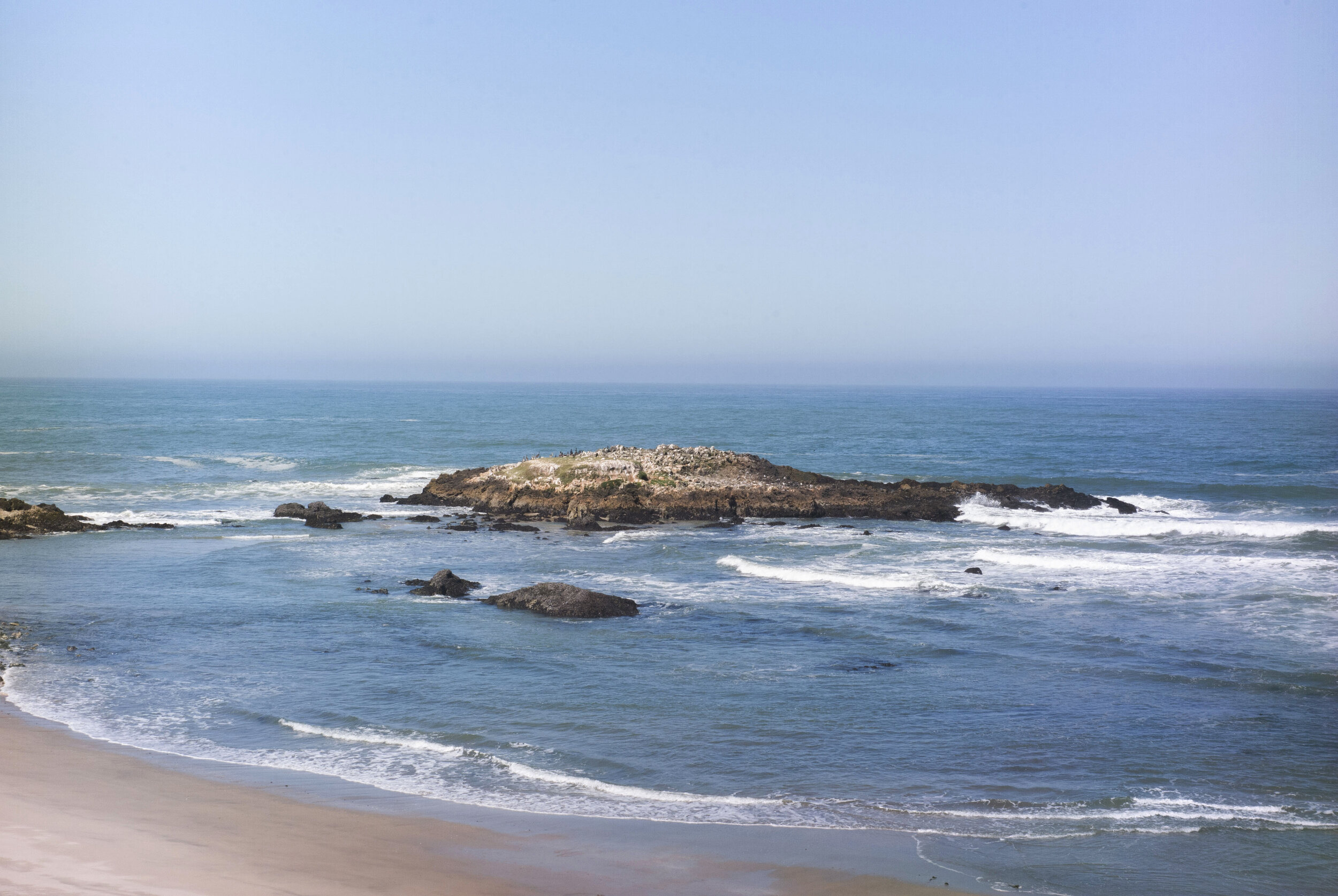 Pacific #1 - Wandering between San Mateo and Los Angeles…