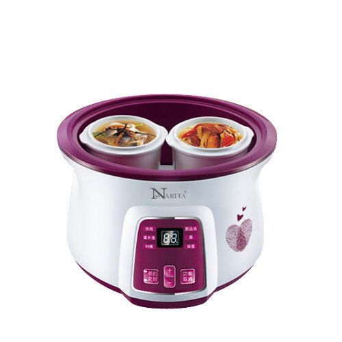 Narita Digital Electric Stew Cooker 1 6l Kitchen Cutlery Cookware Electrics Honusquare Cookware Dinnerware Kitchen Electrics And Bbq Grills
