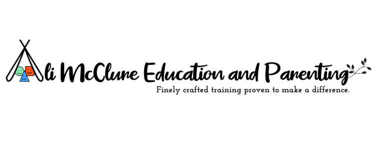Ali McClure Education and Parenting