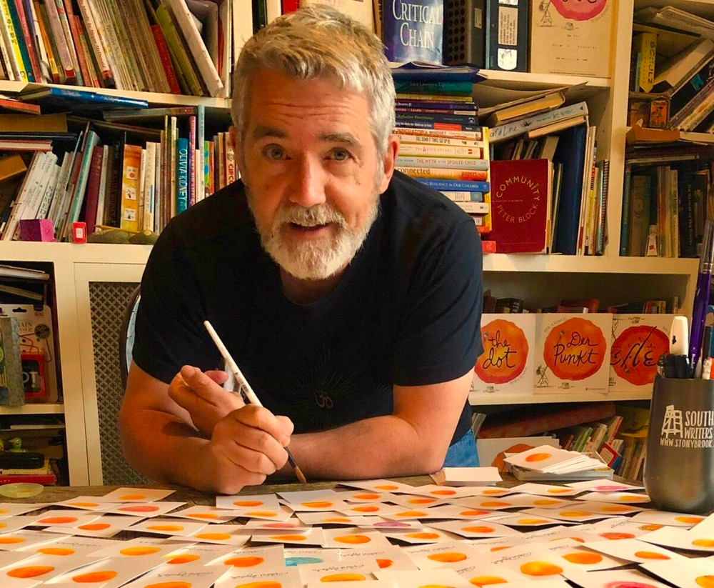 About Peter — Peter H. Reynolds