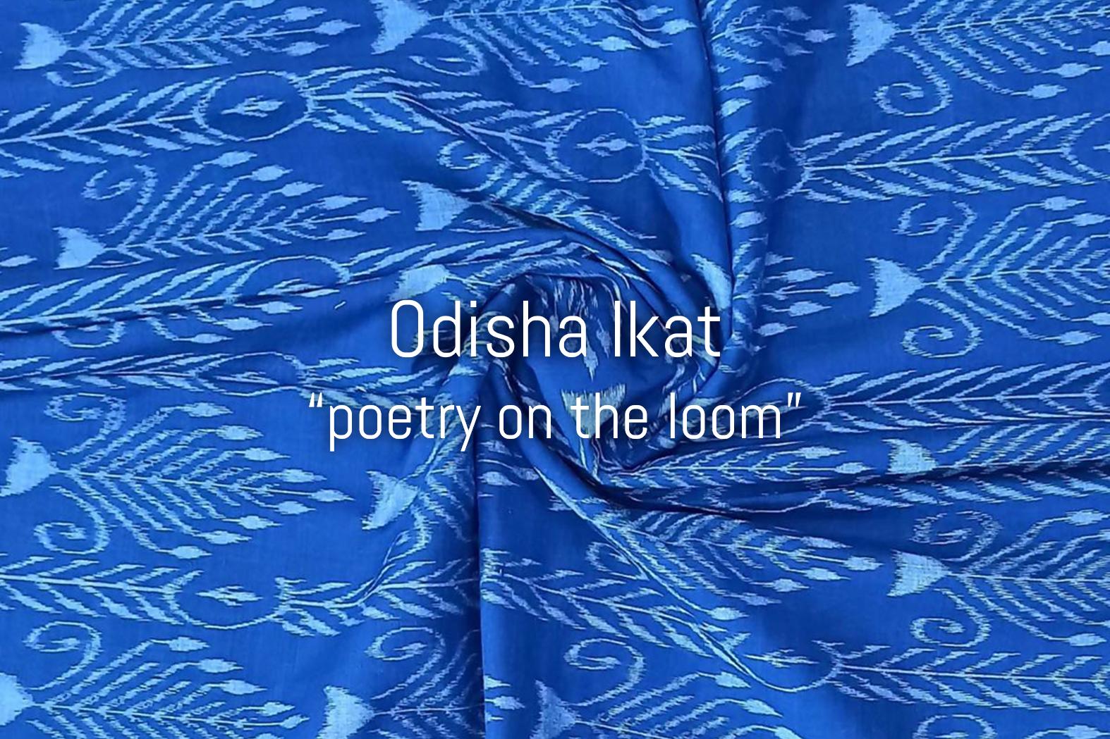 Odisha Ikat Haastika