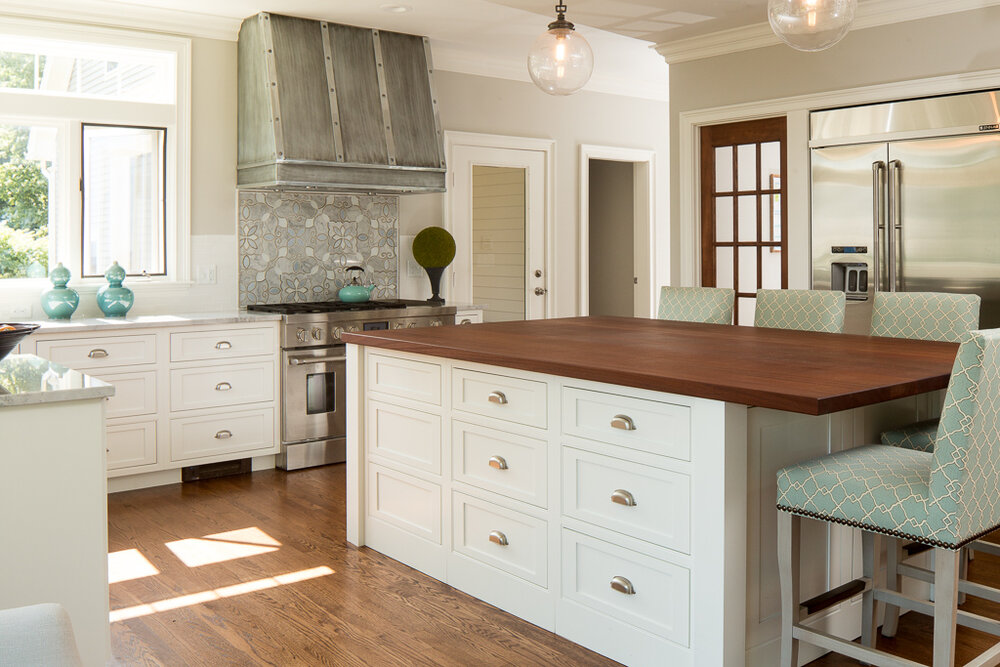 Stone Countertops Kitchen Cabinet Fabrication Maine Coast Homes