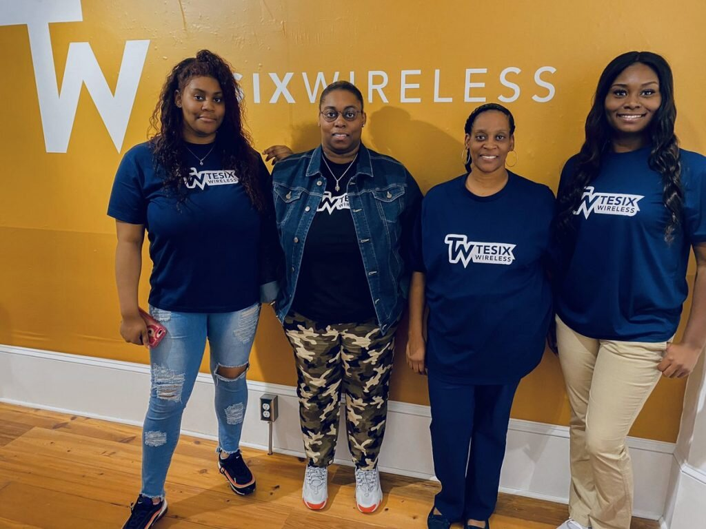Tesix Wireless™ Network team