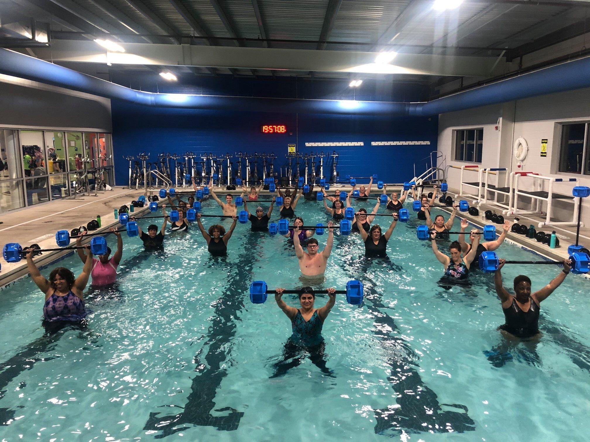 Aquatics Fitness Center Monroe Nj Aquatic Performance