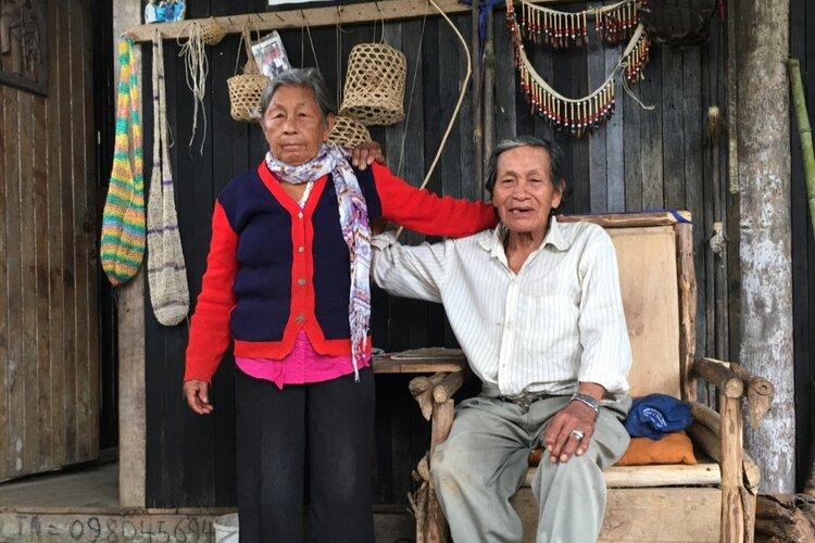 Kichwa community in Tena, Ecuador