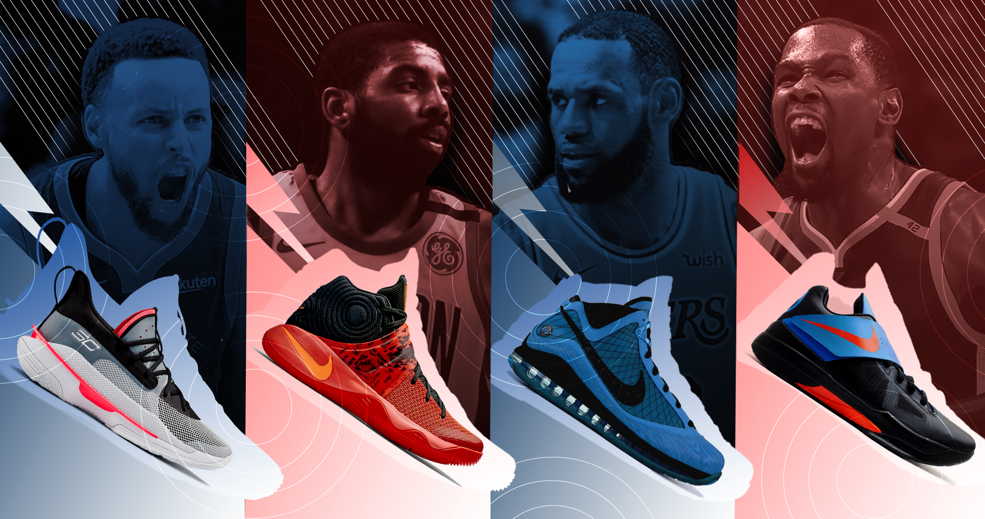 Top-Performing Signature Shoe of Every