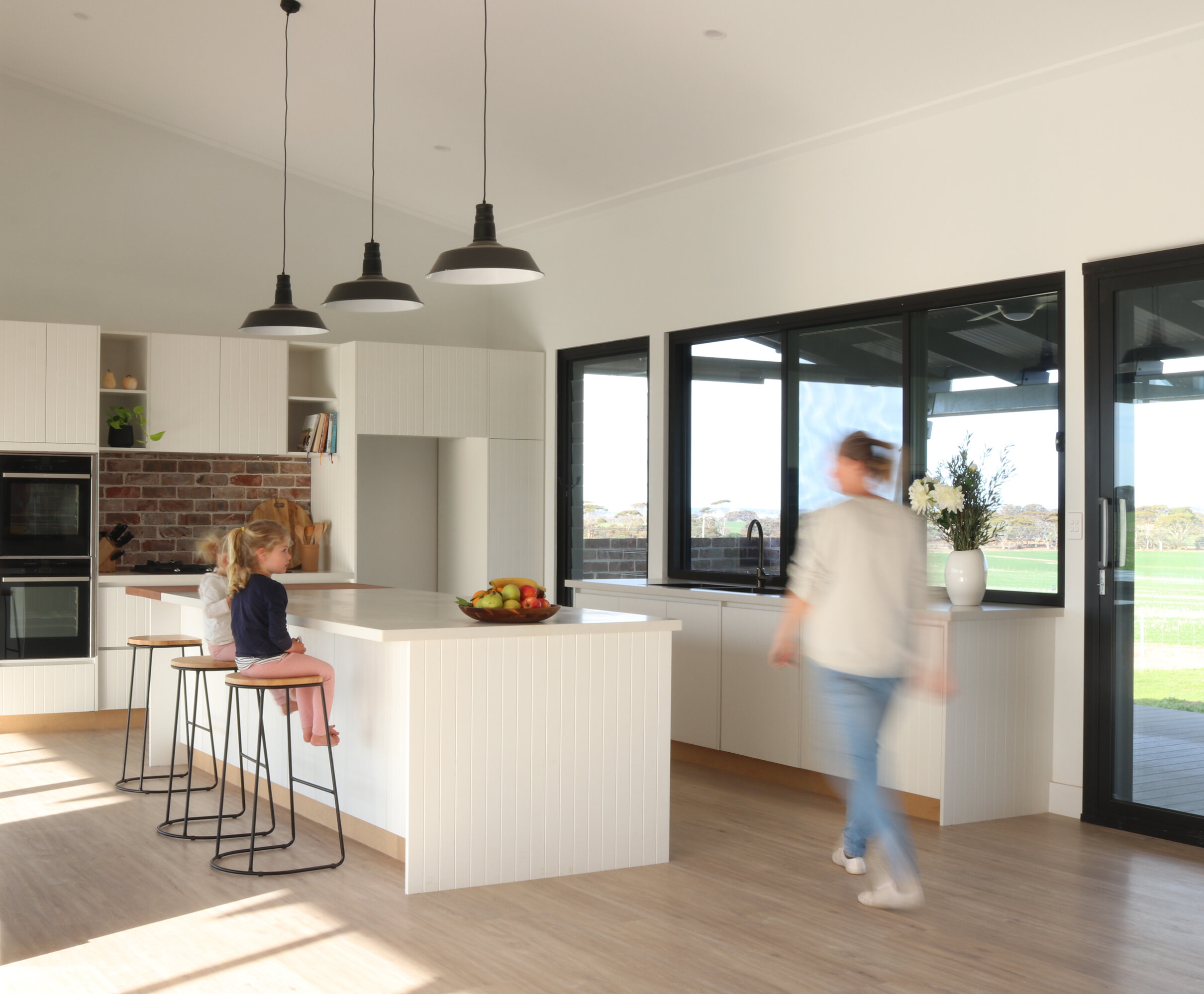 The Shearing Shed House Wagin Coveney Browne Design