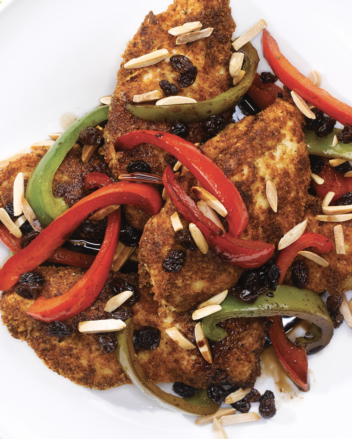 Balsamic Chicken And Peppers Recipe Bite Me More