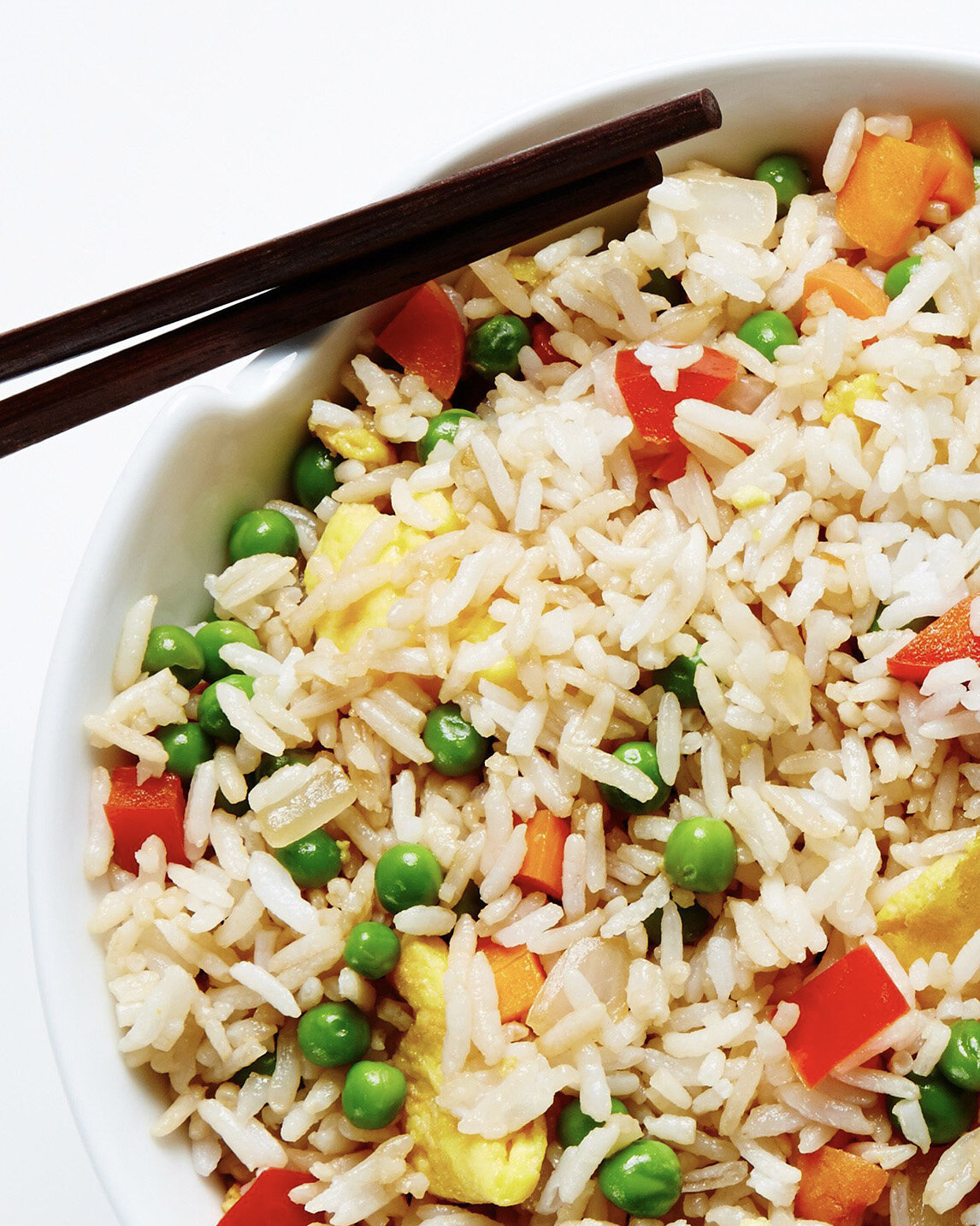 Easy Vegetable Fried Rice Recipe Bite Me More