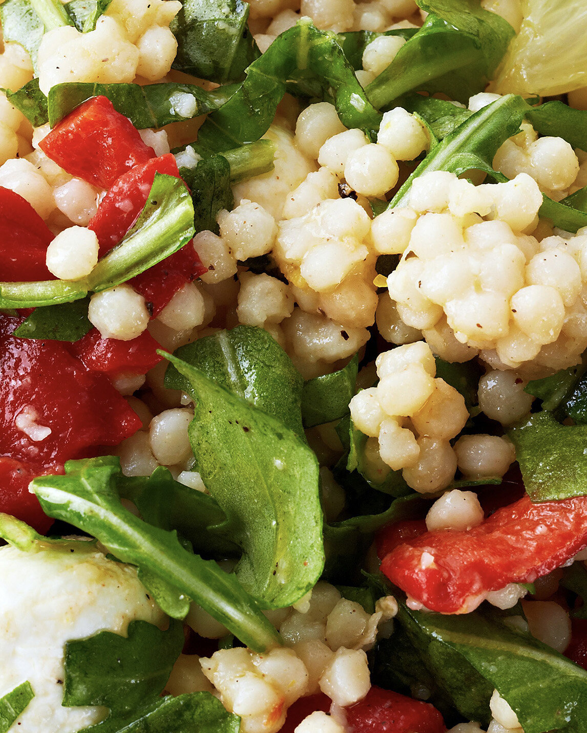 Quick And Easy Couscous Salad Recipe Bite Me More