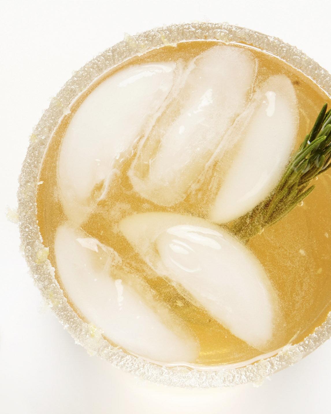Lemon Vodka And Ginger Beer Cocktail Recipe Bite Me More