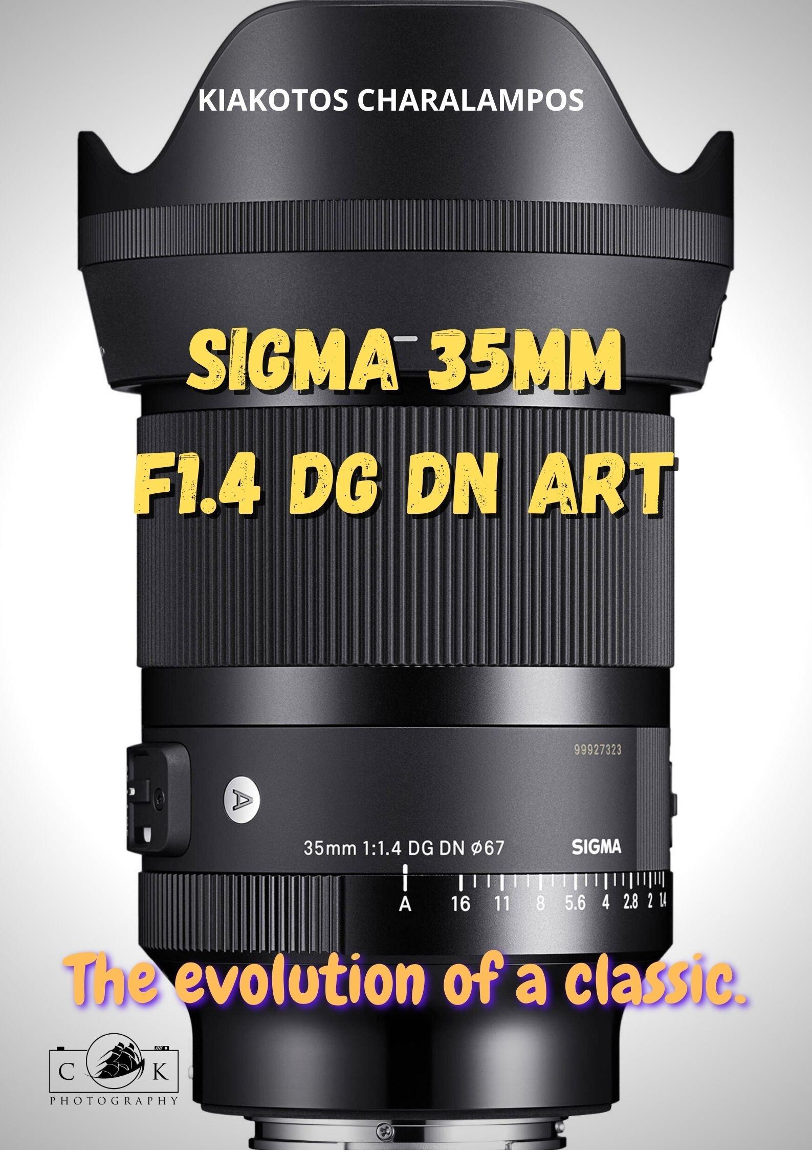 Sigma 35mm f1.4 DG DN Art | Photographers Blog