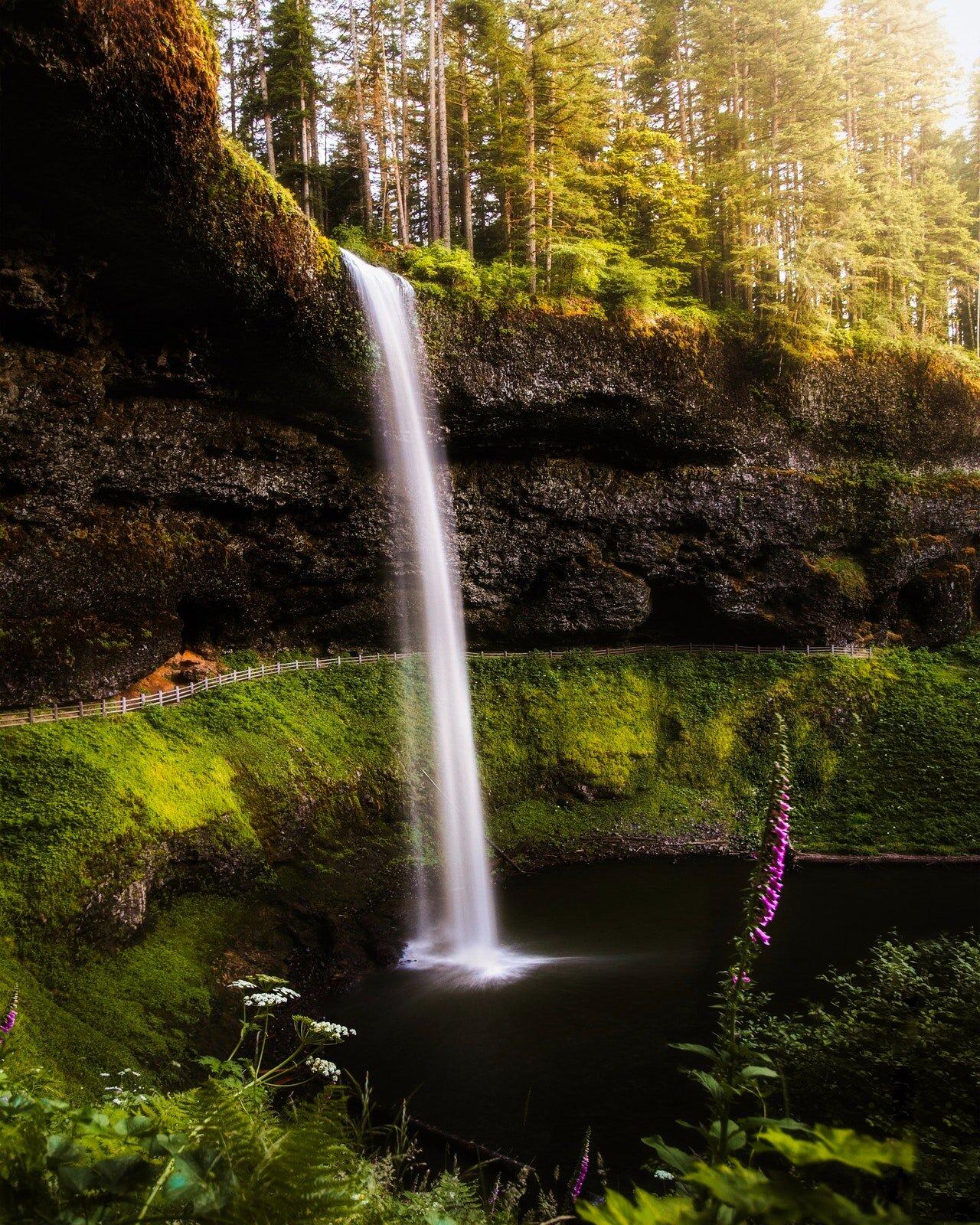 long exposure waterfall   the photographers blog