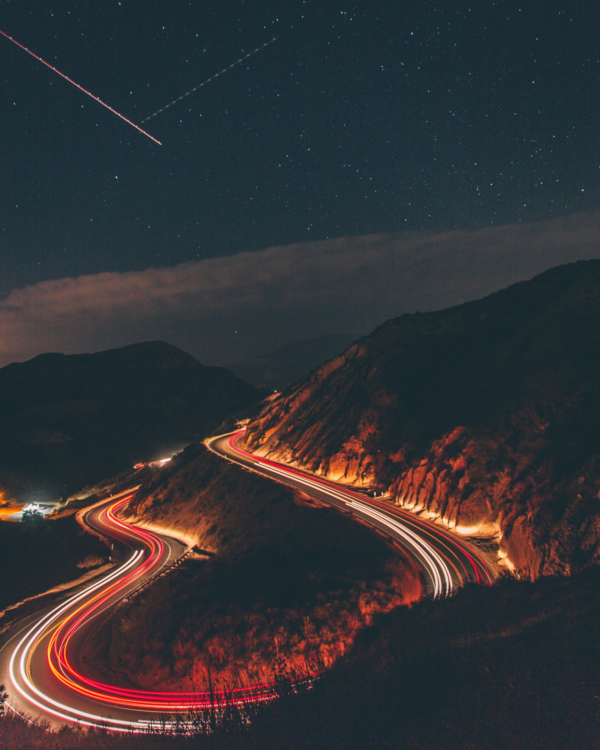 Long Exposure in roads   The Photographers Blog