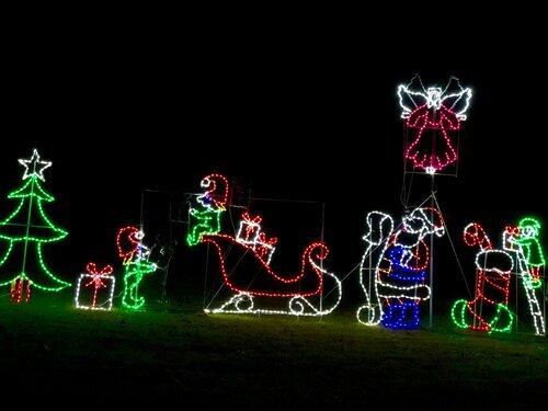 Morris Park Christmas Lights 2021 Hours Of Operation Celebration Of Lights