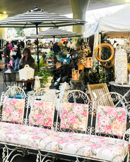 2021 Sacramento Spring Antique Faire