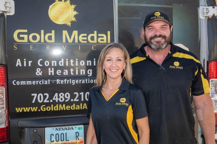 Owners Jonathan and Tana