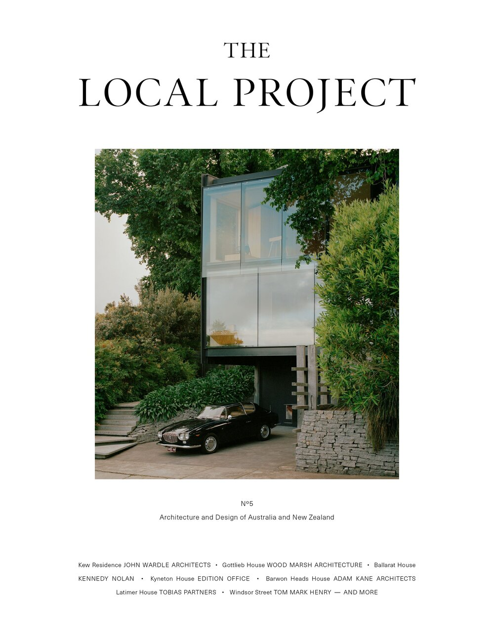 The Local Project   Vol 21 — Journals