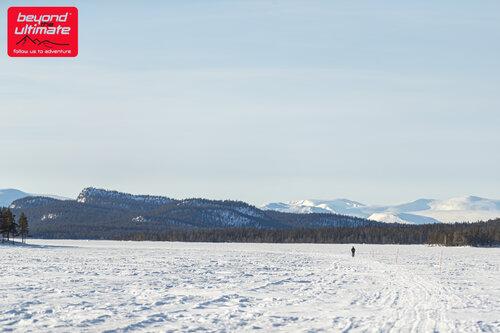 The long empty lake
