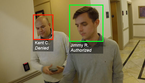 Face Recognition - The facial recognition software is among the most accurate in the world and can be used in retail stores, office environments, casinos, and other heavily trafficked areas to aid in authentication processes or to identify specific known persons that are or are not permitted into specific venues. It can be used for both positive and negative identification purposes.