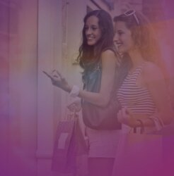 Retail & Digital Signage Solutions - Power retail settings with smart visual data analysis including age, gender and  emotion.