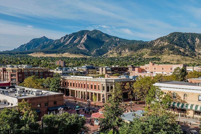 Boulder, Colorado - 5480 Valmont Rd, #150 Boulder, CO 80301
