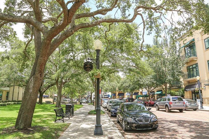 Winter Park, Florida - 520 N Orlando Ave, #1 Winter Park, FL 32789