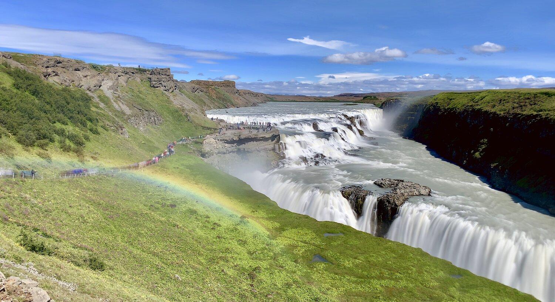Il Circolo d'Oro, il meglio e il peggio dell'Islanda
