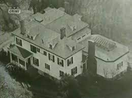 Aeriel View of the List Mansion