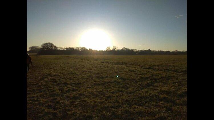 Sunrise over Riddlesdown - TC.jpg