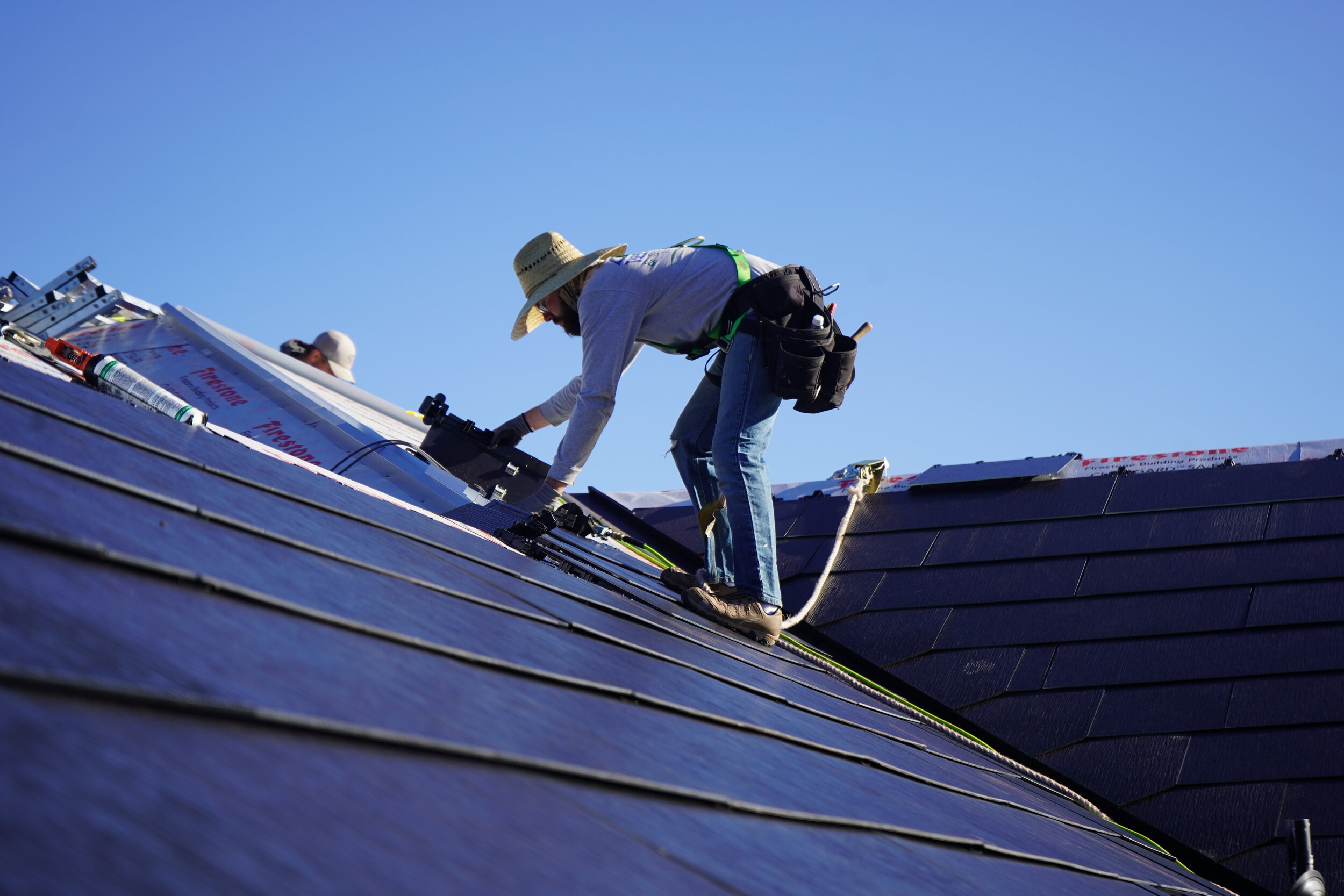Tesla Solar Roof Weddle Sons Roofing