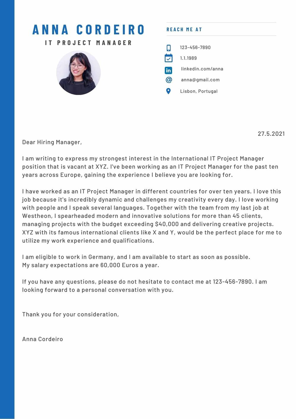 Get Fantastic How To Write Cover Letter With Salary Requirements  You Must Know