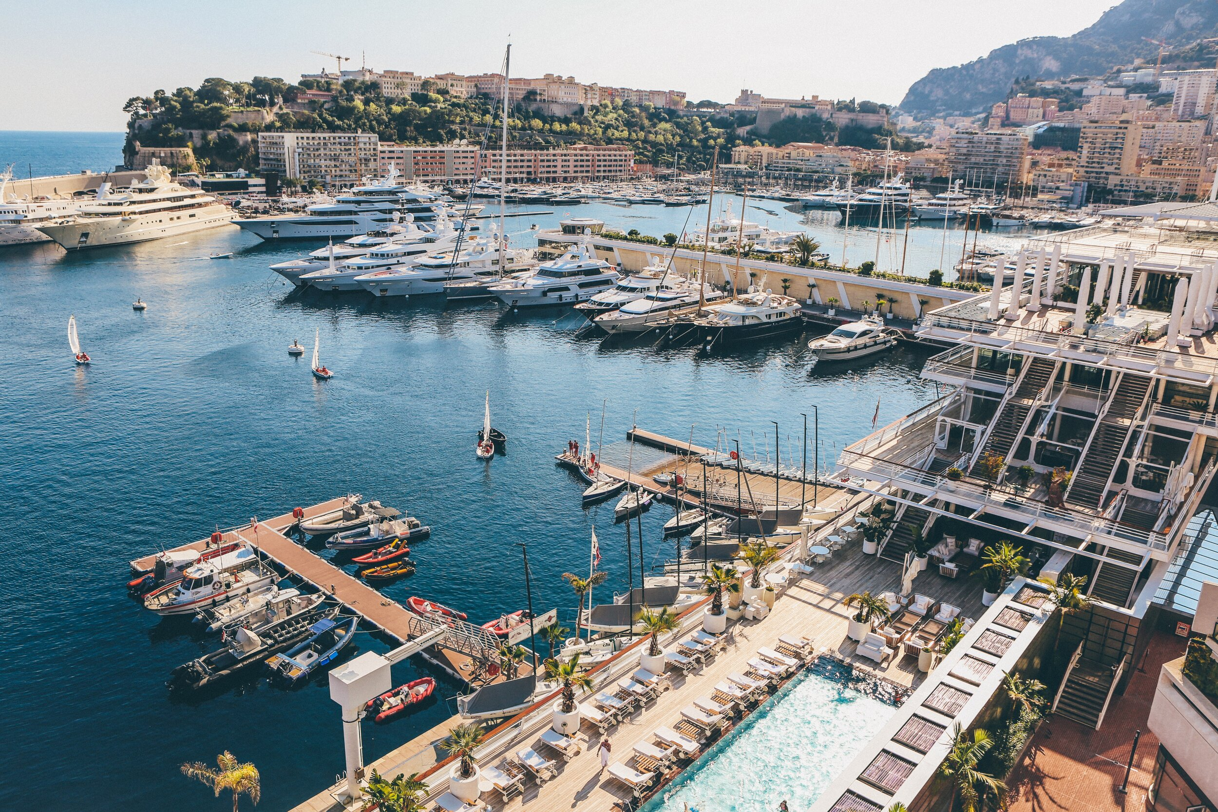 Monaco Superyacht Marina