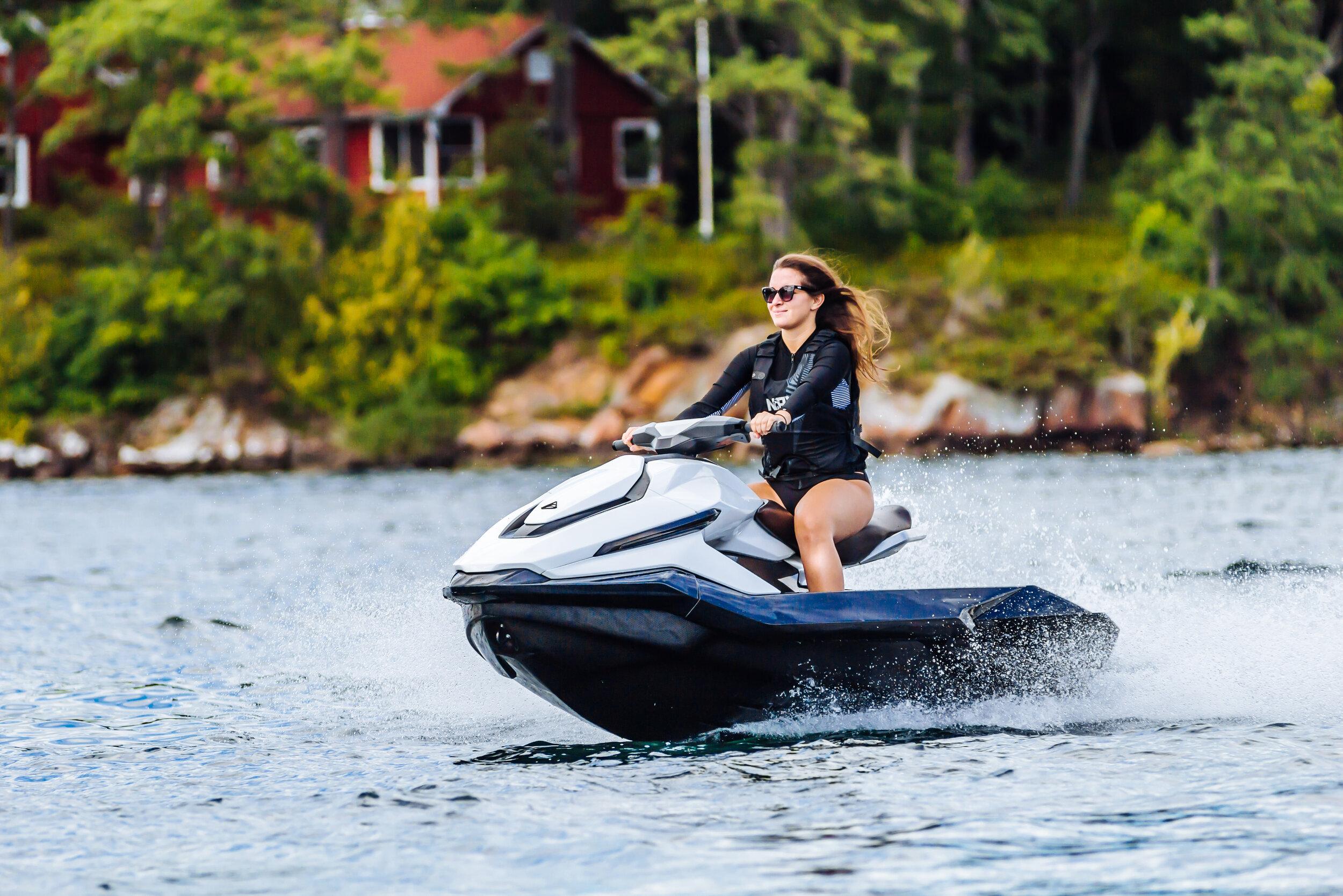 RYA Personal Watercraft Jetski