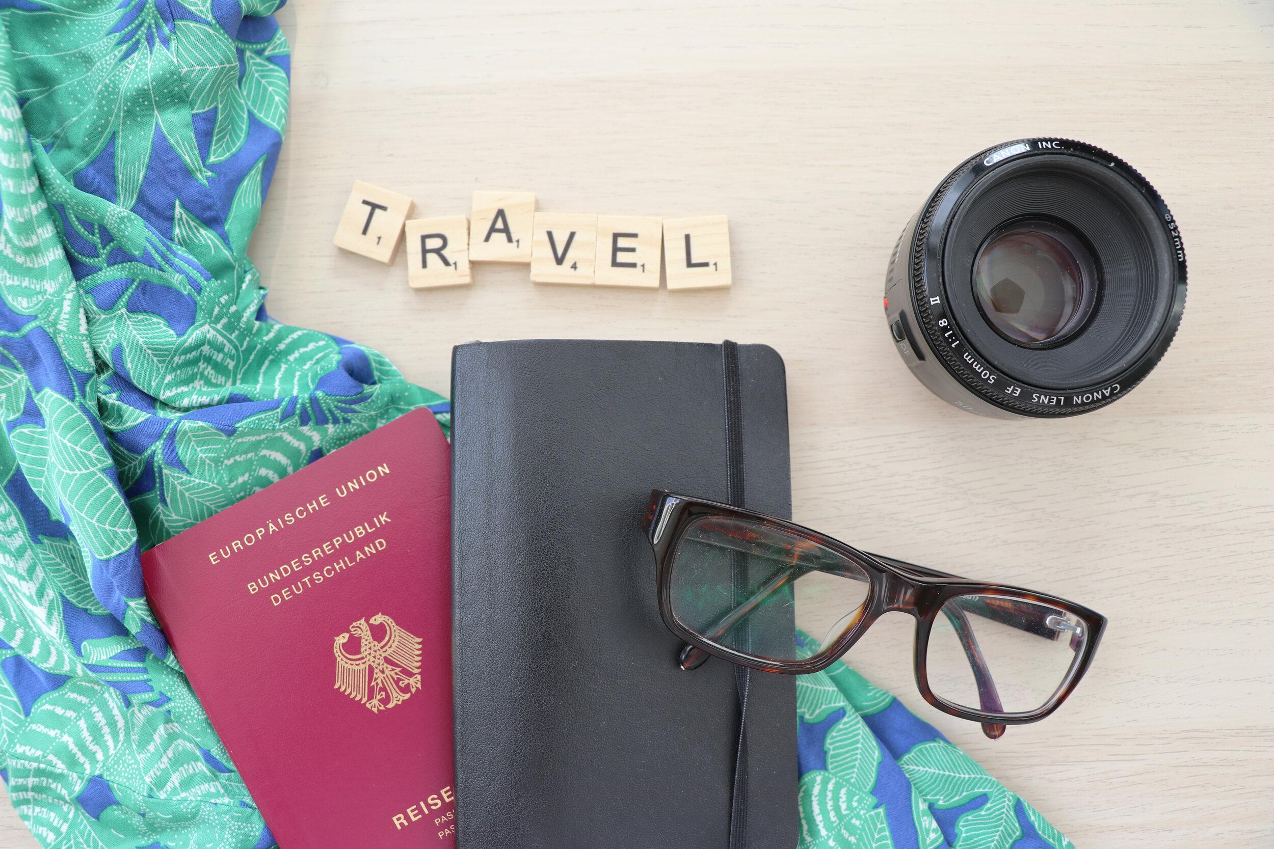 Visa Passport Travel