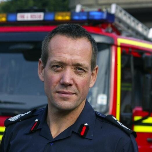 Becoming The Ex-Fire Chief