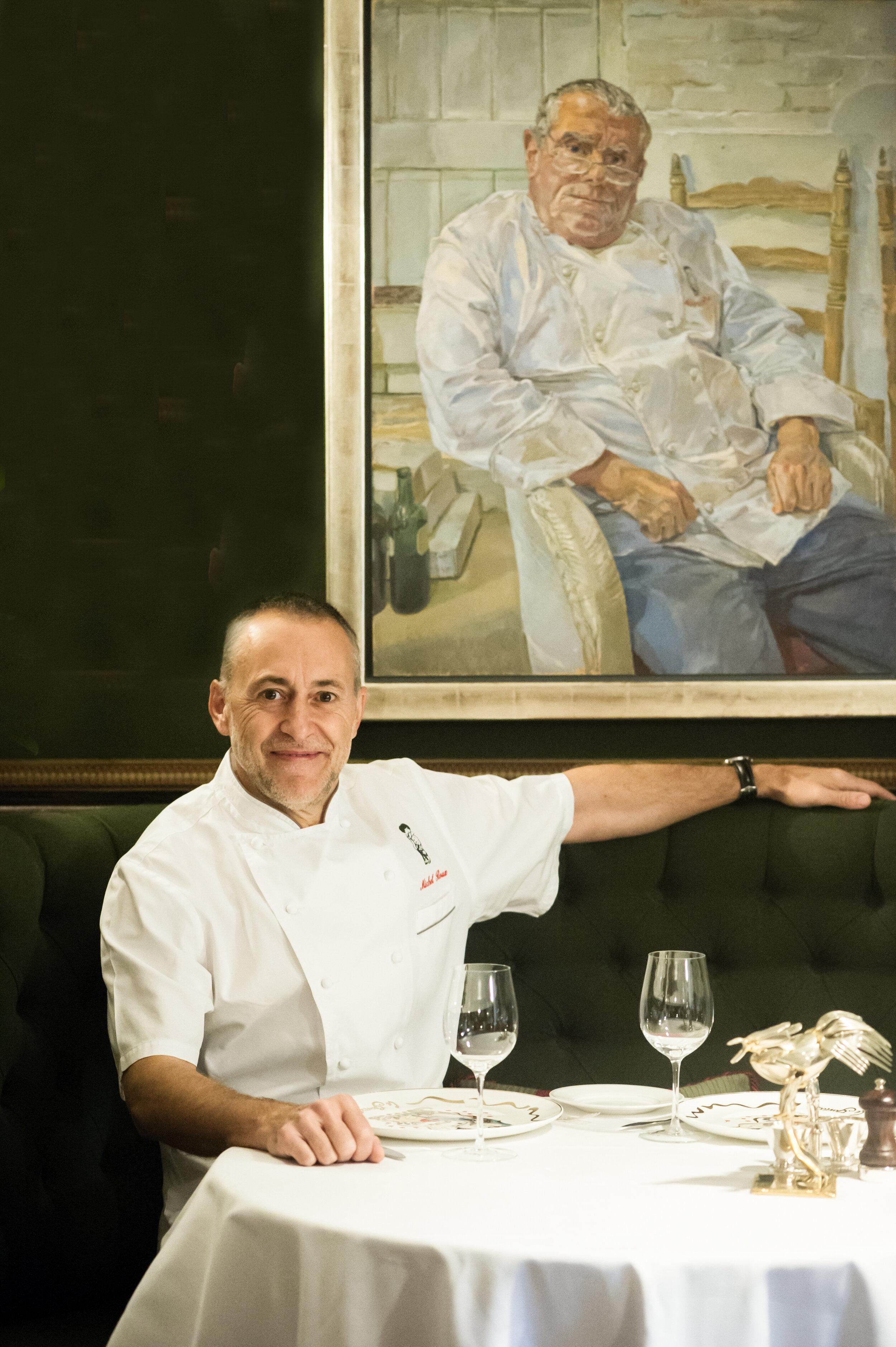 Le Gavroche - Michel Roux Jr's two Michelin-starred restaurant