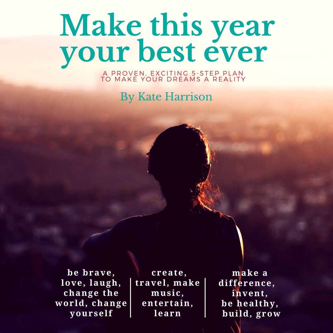 Join my book club to download the free guide to goal-setting, which you can start at any time of year.