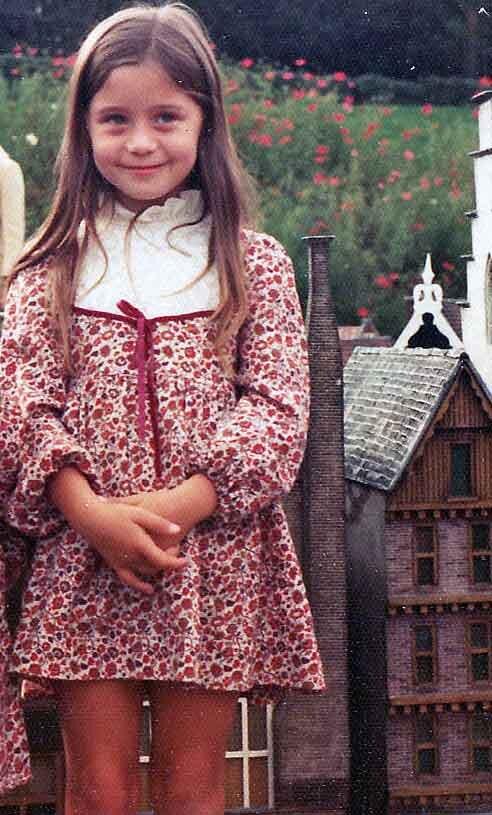 Kate as a little girl Holland.jpg