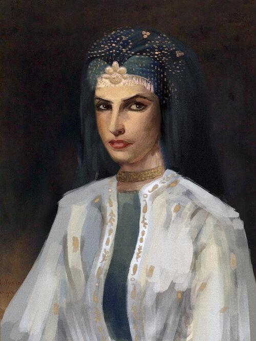 Sayyida+al-Hurra