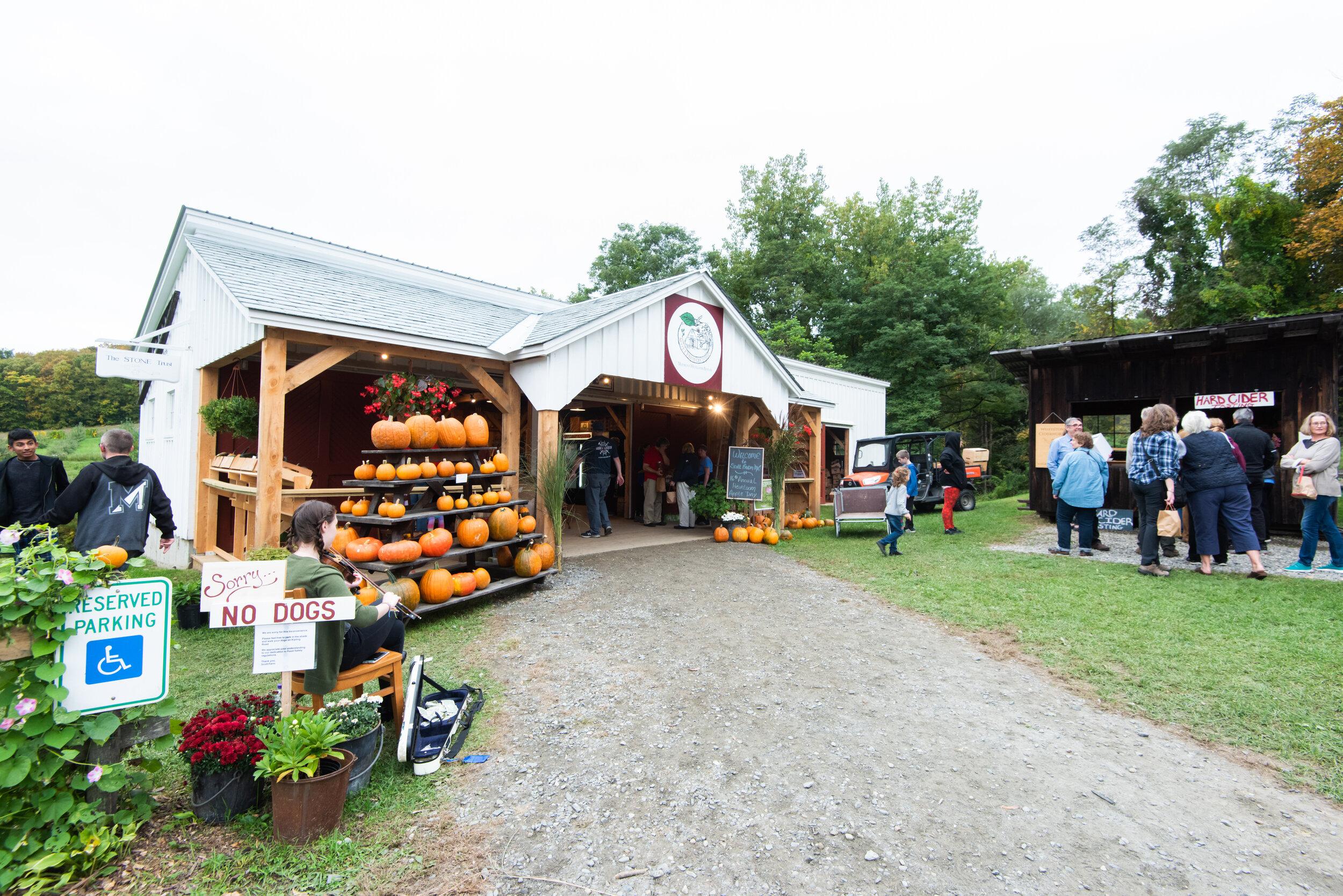 Farm Market Scott Farm Orchard