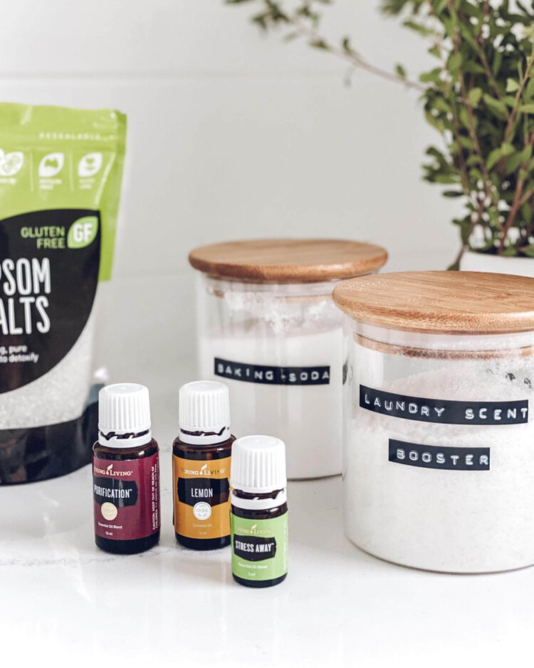 Laundry Scent Booster and Softener
