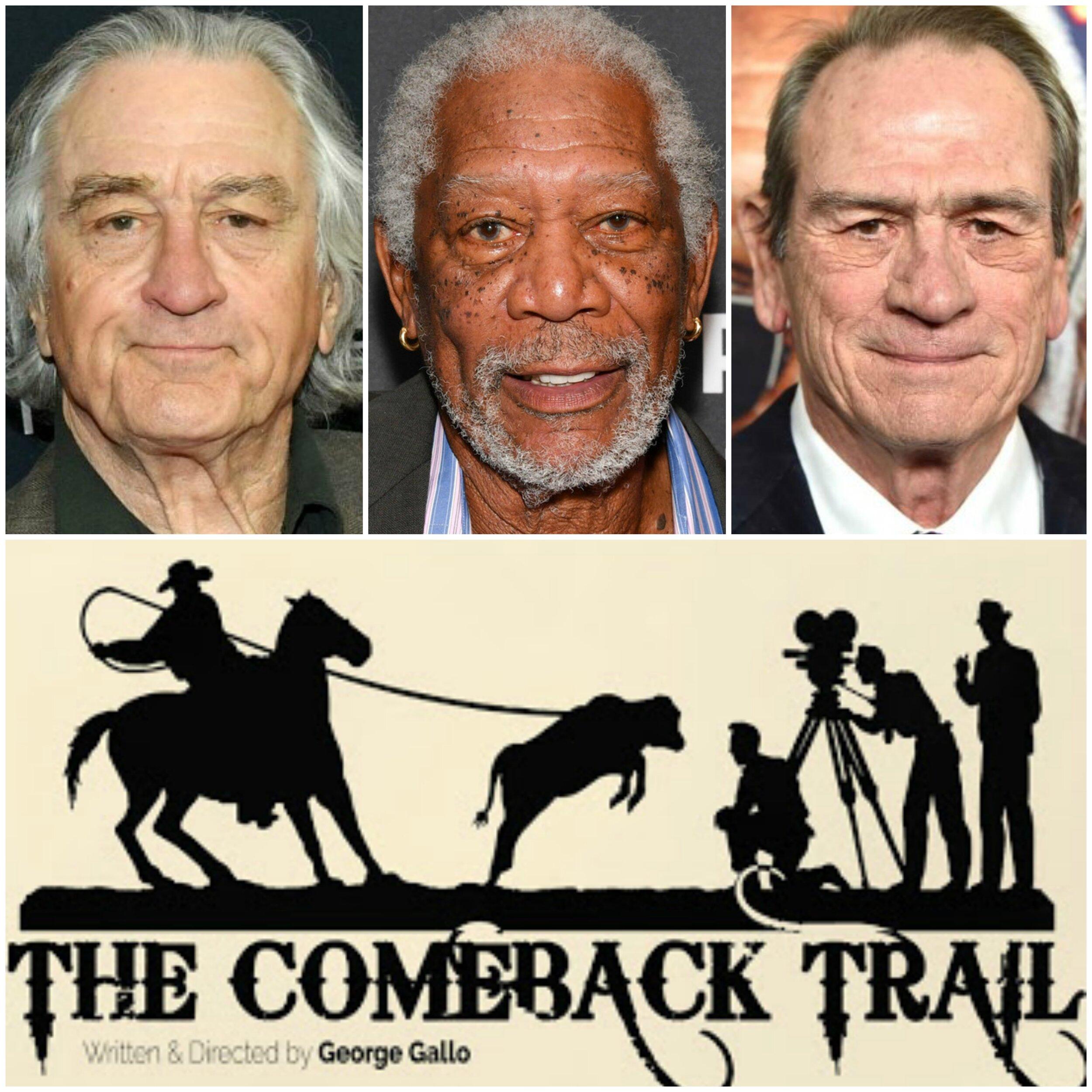 Trailer For The Comeback Trail Starring Robert De Niro Morgan Freeman And Tommy Lee Jones Blackfilmandtv Com
