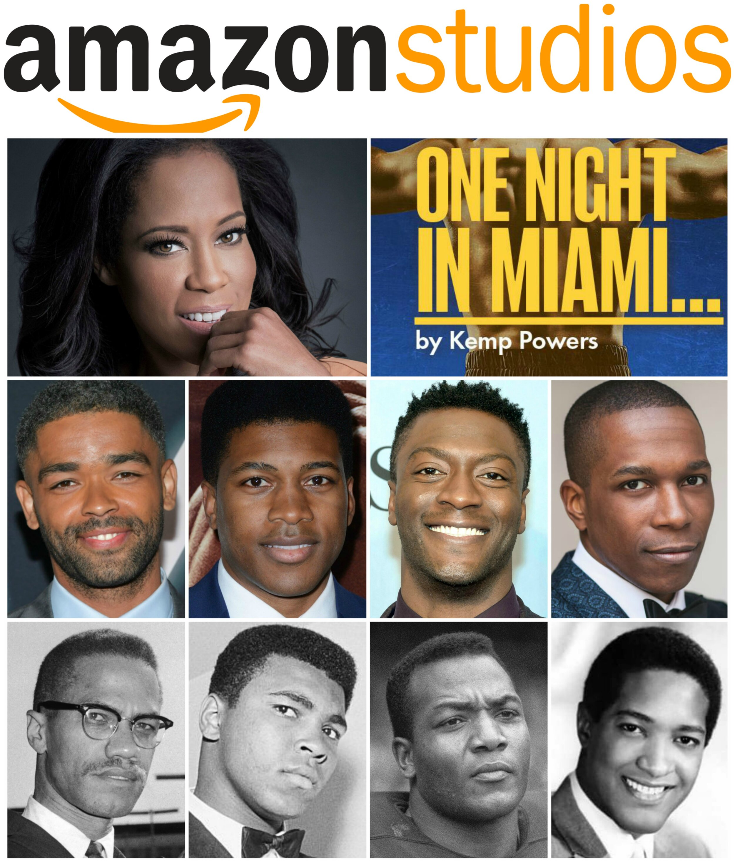 First Clip From Regina King S One Night In Miami Blackfilmandtv Com