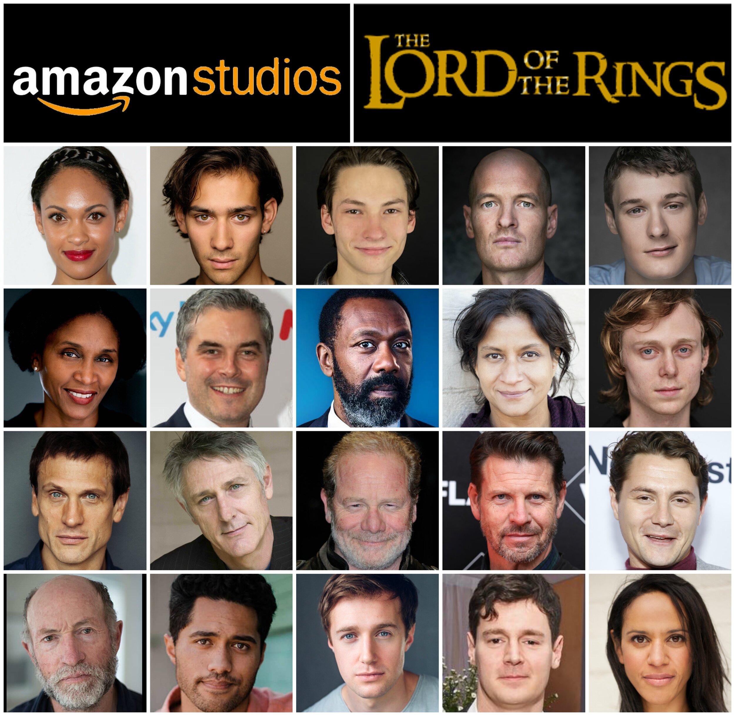El señor de los anillos. Serie Amazon 2021 - Página 2 Amazon+Studios+Lord+Of+The+Rings+additional+cast